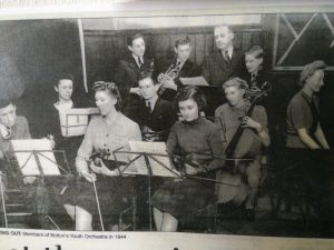 Bolton Youth Orchestra 1944
